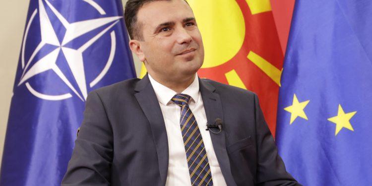 Зоран Заев, претседател на Владата на Северна Македонија/Фото: Б.Јордановска