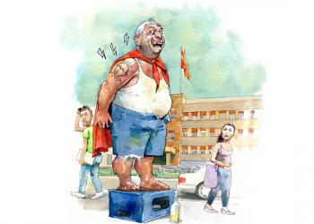 Илустрација: Игор Стевковски
