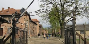 Концентрациониот камп Аушвиц-Биркенау | Фото: Бојан Блажевски