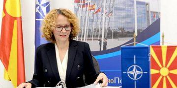 Министерка за одбрана на РСМ, Радмила Шекеринска