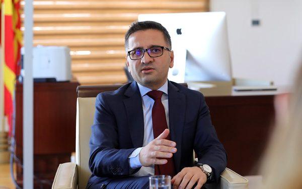 Фатмир Бесими. Фото: МИА