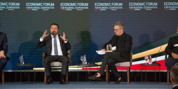 Економски форум Скопје (фото: О. Бошњаковски/Фронтлајн)